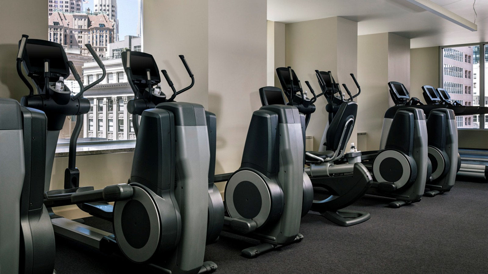 Fitness Center at The St. Regis San Francisco