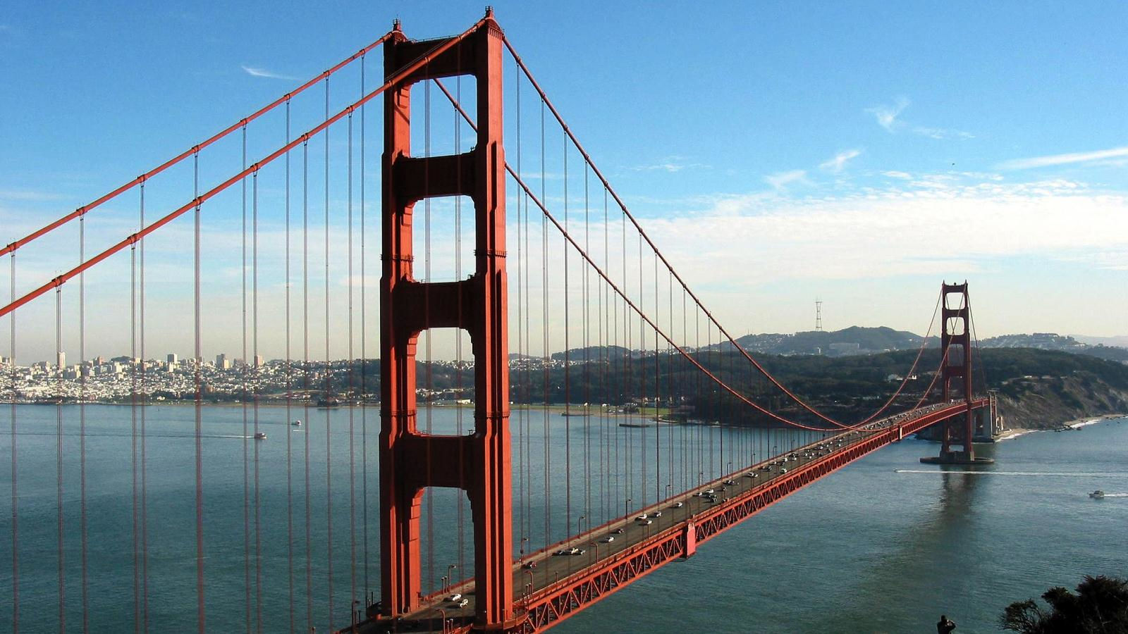 The St. Regis San Francisco hotel is located within a few miles of the iconic Golden Gate Bridge.