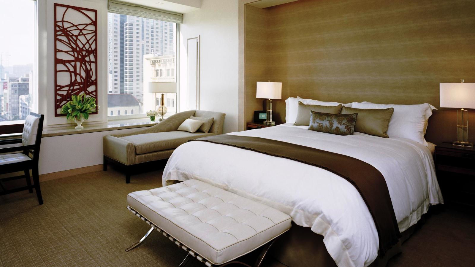 Superior Guest Room | St. Regis San Francisco Hotel