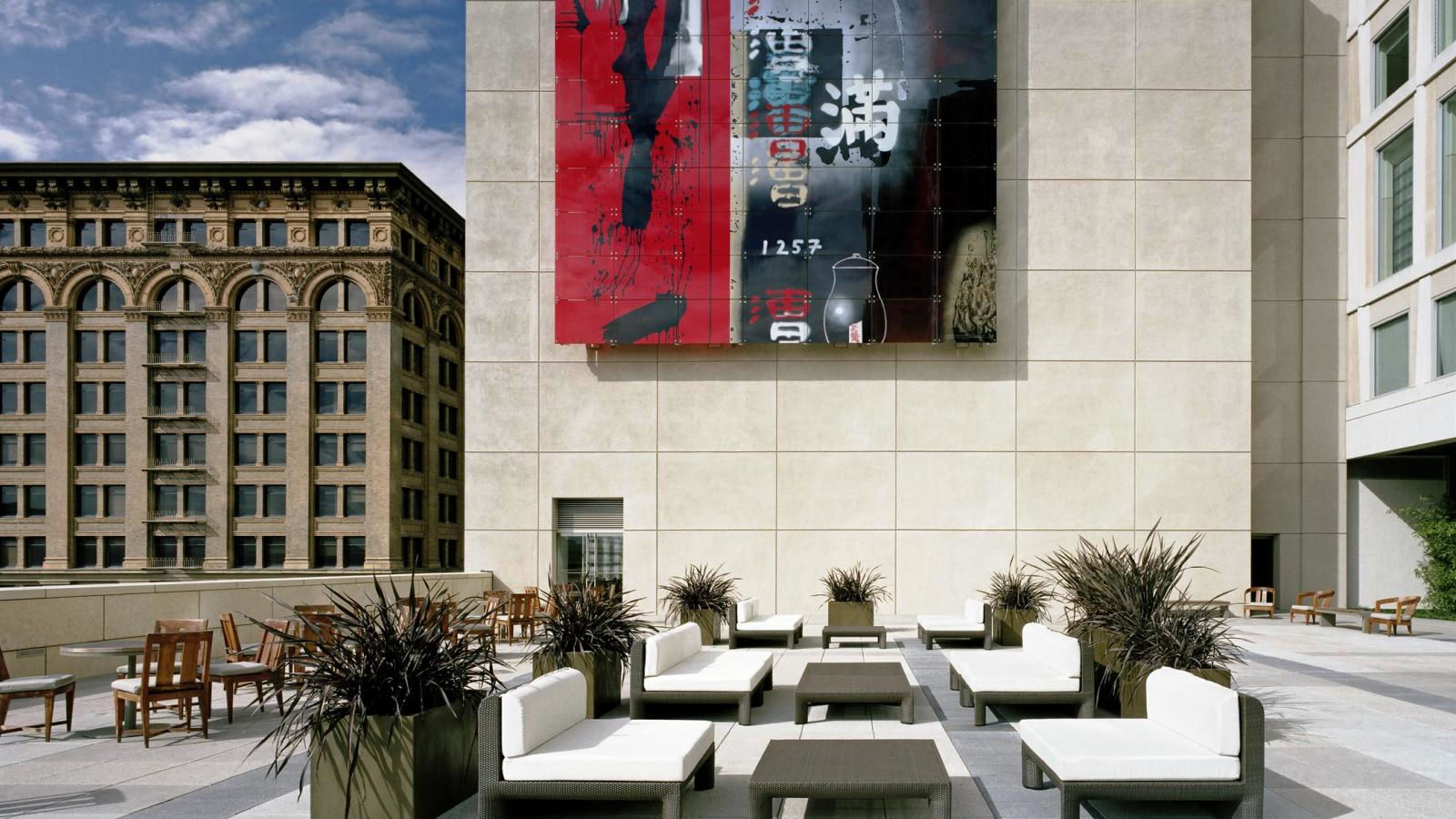 The St. Regis San Francisco - Yerba Buena Terrace