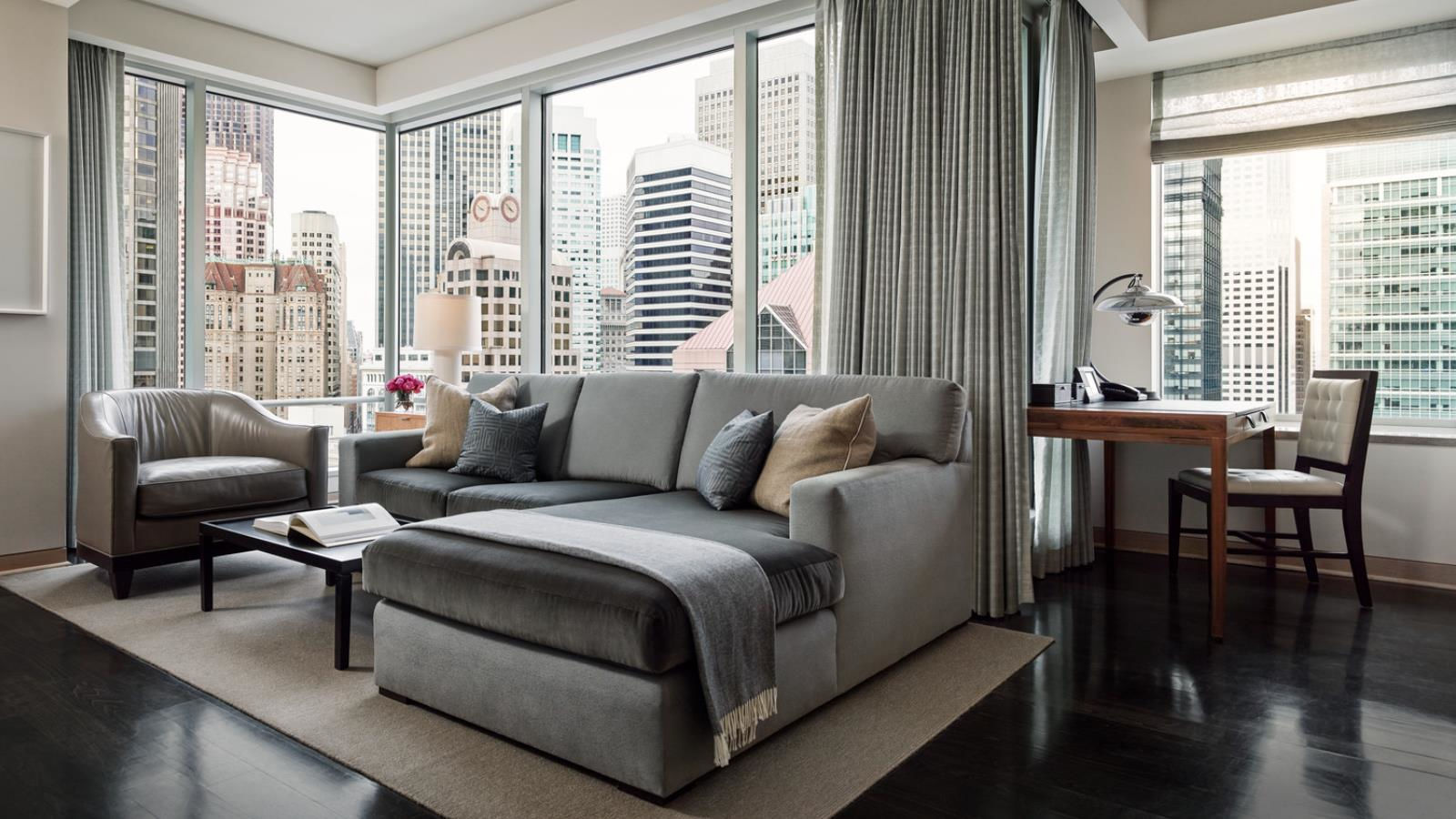 san francisco suite offers - astor suite