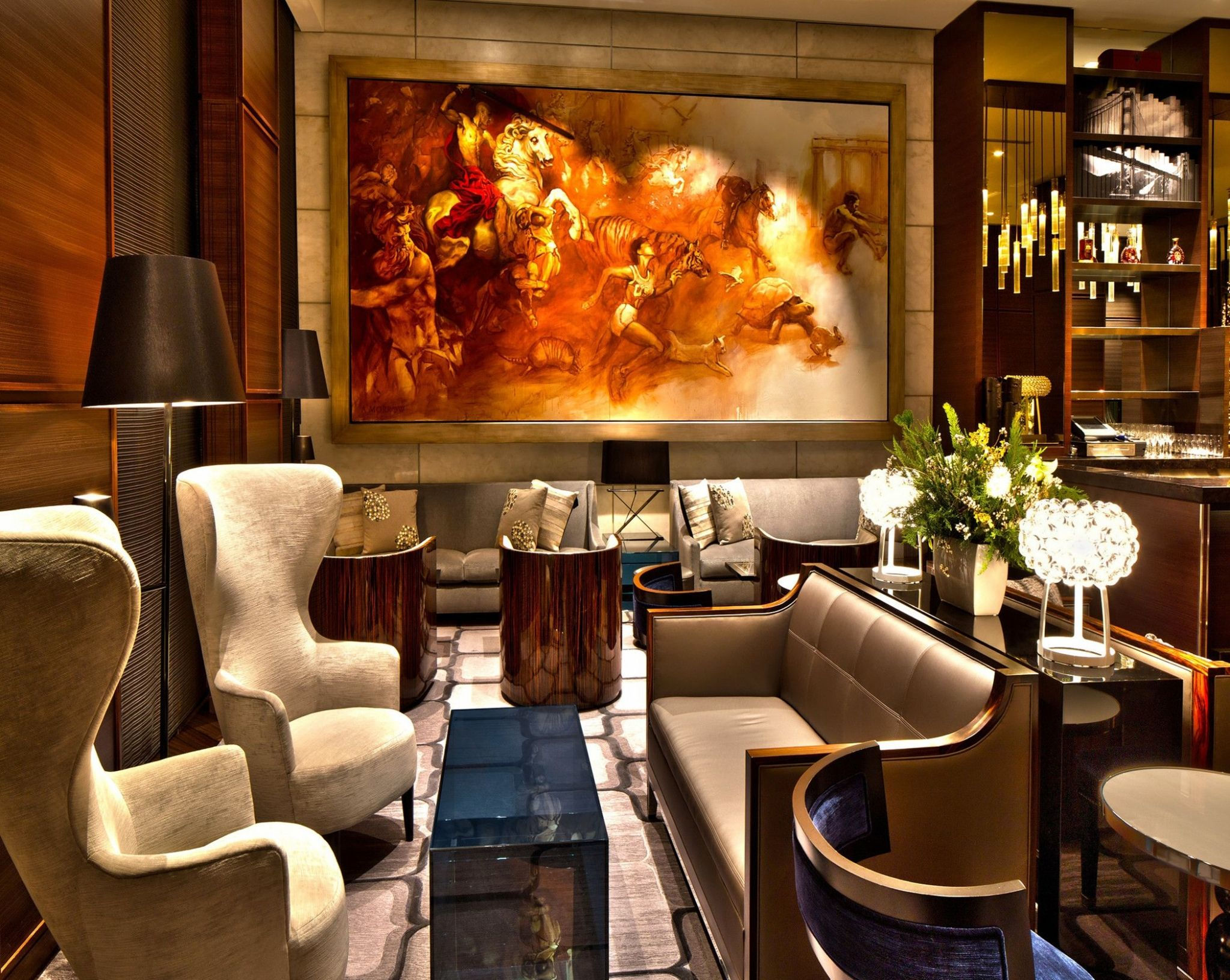 Lobby Lounge - San Francisco Restaurants